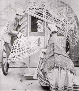 exploring the readiness of the crinolines for public transport